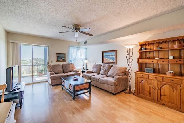 110 Ocean Hollow Ln #102, St Augustine, FL 32084 (MLS #1039736) :: Ponte Vedra Club Realty