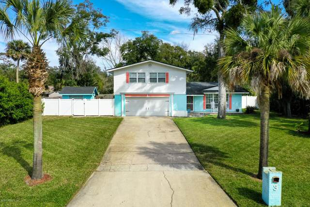 3 Fairway Rd, Jacksonville Beach, FL 32250 (MLS #1041785) :: The Every Corner Team