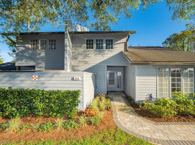 314 Quail Pointe Dr, Ponte Vedra Beach, FL 32082 (MLS #1042260) :: Ponte Vedra Club Realty