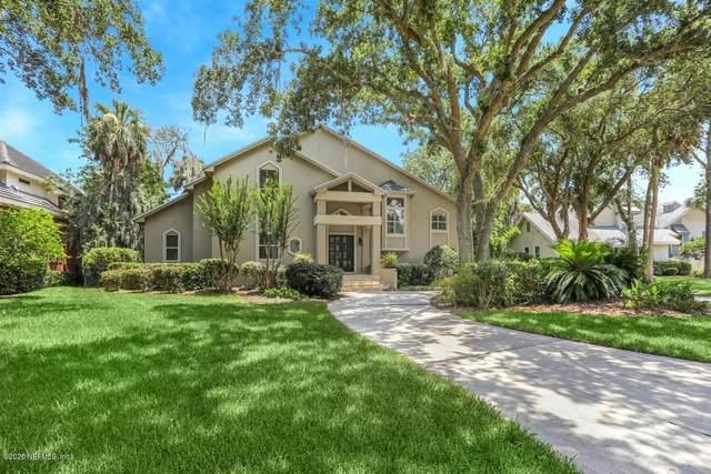 2110 Oak Hammock Dr, Ponte Vedra Beach, FL 32082 (MLS #1042288) :: The Hanley Home Team