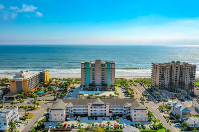 1412 1ST St #204, Jacksonville Beach, FL 32250 (MLS #1046071) :: Summit Realty Partners, LLC
