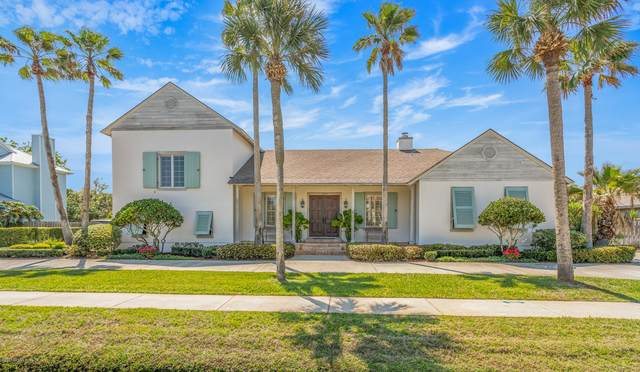 3954 Ponte Vedra Blvd, Jacksonville Beach, FL 32250 (MLS #1046513) :: The Hanley Home Team
