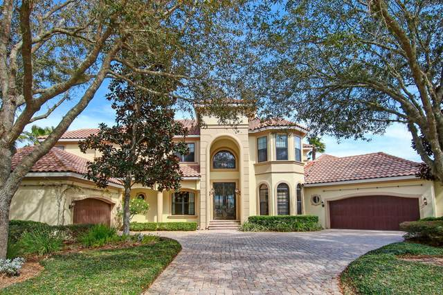 24632 Harbour View Dr, Ponte Vedra Beach, FL 32082 (MLS #1050283) :: The Newcomer Group