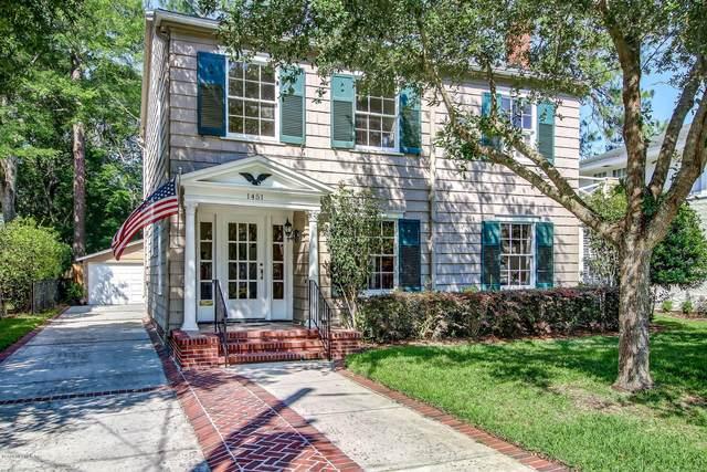 1451 Avondale Ave, Jacksonville, FL 32205 (MLS #1051262) :: The Hanley Home Team