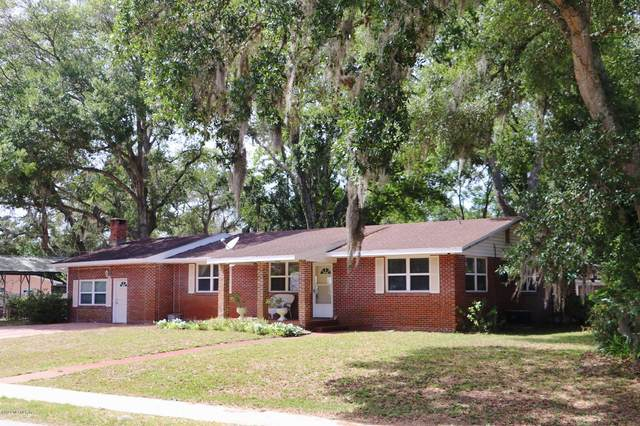 601 St Augustine S Dr, St Augustine, FL 32086 (MLS #1052481) :: CrossView Realty