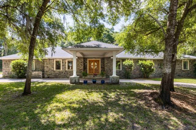 304 Old Plantation Dr, St Augustine, FL 32086 (MLS #1054636) :: CrossView Realty