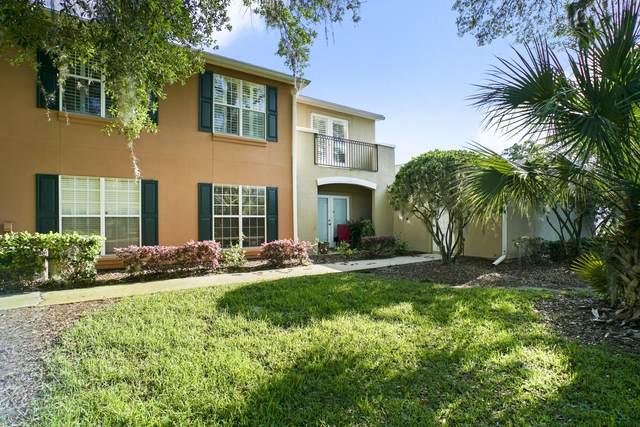 107 Jardin De Mer Pl #107, Jacksonville, FL 32250 (MLS #1056216) :: Memory Hopkins Real Estate