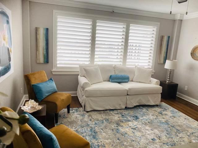 311 W Ashley St #1011, Jacksonville, FL 32202 (MLS #1057532) :: The Volen Group, Keller Williams Luxury International