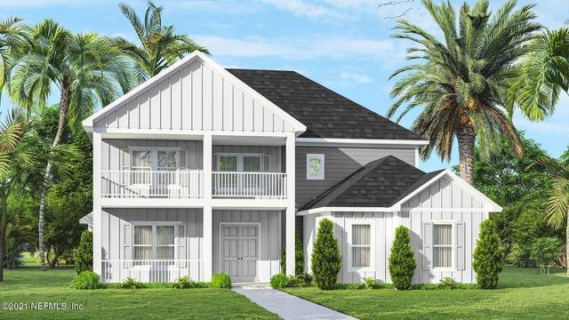 40 May St, St Augustine, FL 32084 (MLS #1058094) :: The Coastal Home Group