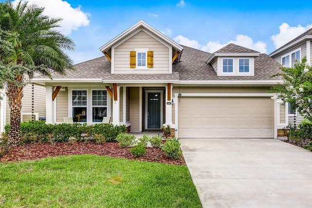 506 Stone Ridge Dr, Ponte Vedra, FL 32081 (MLS #1058966) :: The Volen Group, Keller Williams Luxury International