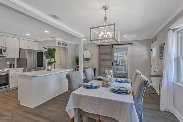 1327 1ST Ave N, Jacksonville Beach, FL 32250 (MLS #1059305) :: Oceanic Properties