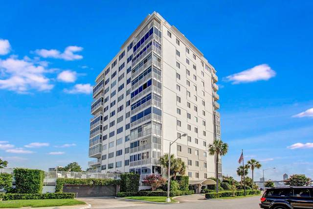 1560 Lancaster Ter #204, Jacksonville, FL 32204 (MLS #1060847) :: The Perfect Place Team
