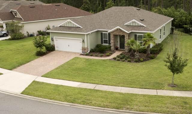 469 Aspen Leaf Dr, Ponte Vedra, FL 32081 (MLS #1060872) :: The Volen Group, Keller Williams Luxury International