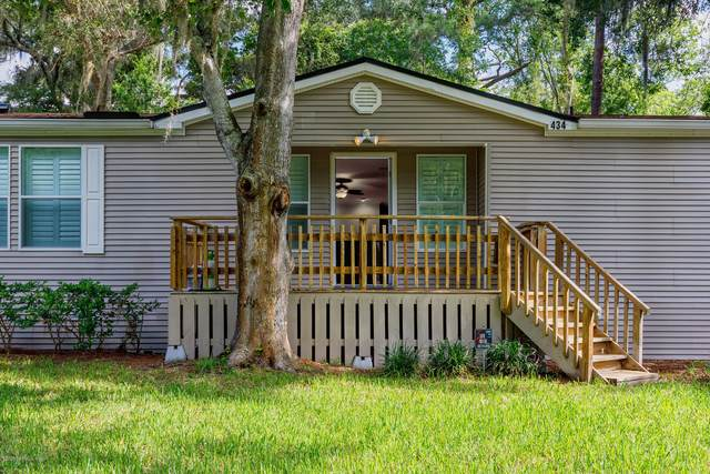 434 Roosevelt Terrace Rd, St Augustine, FL 32084 (MLS #1062063) :: The Perfect Place Team