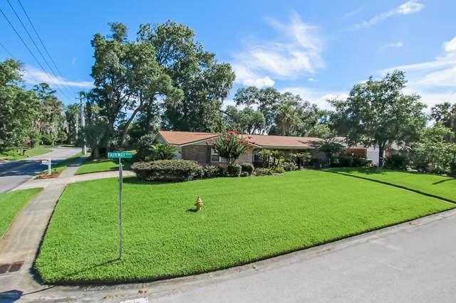 2 Fairway Rd, Jacksonville Beach, FL 32250 (MLS #1064461) :: The Hanley Home Team
