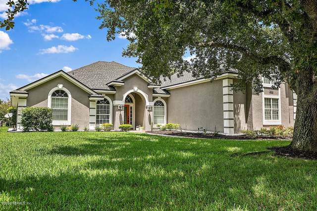 3952 Cattail Pond Dr, Jacksonville, FL 32224 (MLS #1066413) :: The Hanley Home Team