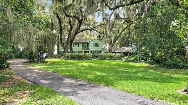 2723 Holly Point Rd E, Orange Park, FL 32073 (MLS #1067168) :: Ponte Vedra Club Realty