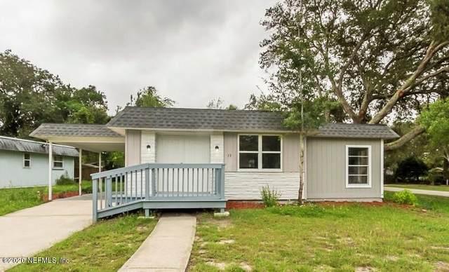 59 Deltona Blvd, St Augustine, FL 32086 (MLS #1067181) :: Menton & Ballou Group Engel & Völkers