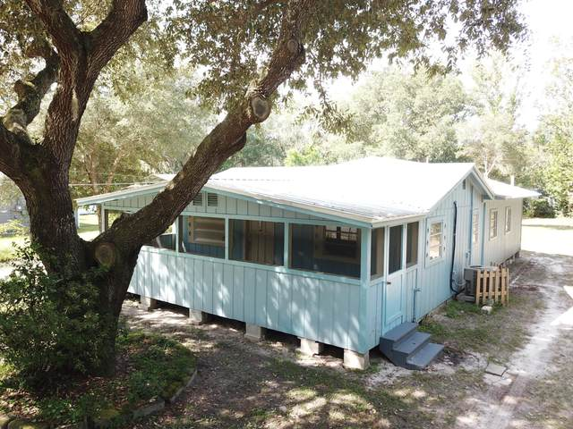 123 Hoover Rd, Palatka, FL 32177 (MLS #1070240) :: The Newcomer Group