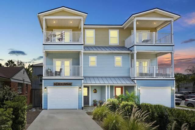 132 9TH Ave N, Jacksonville Beach, FL 32250 (MLS #1071251) :: Berkshire Hathaway HomeServices Chaplin Williams Realty