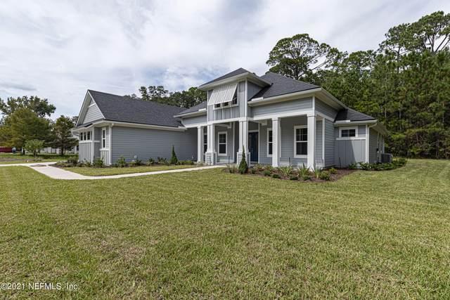 1351 Weaver Glen Rd, Jacksonville, FL 32223 (MLS #1072106) :: The Volen Group, Keller Williams Luxury International