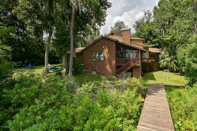3175 Doctors Lake Dr, Orange Park, FL 32073 (MLS #1072312) :: Oceanic Properties