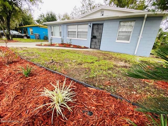 1828 W 33RD St, Jacksonville, FL 32209 (MLS #1073759) :: Engel & Völkers Jacksonville
