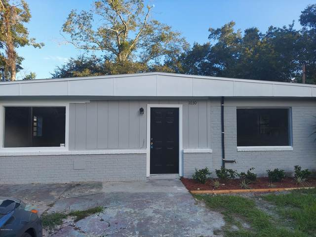 1030 Ardoon St, Jacksonville, FL 32208 (MLS #1074601) :: The Hanley Home Team