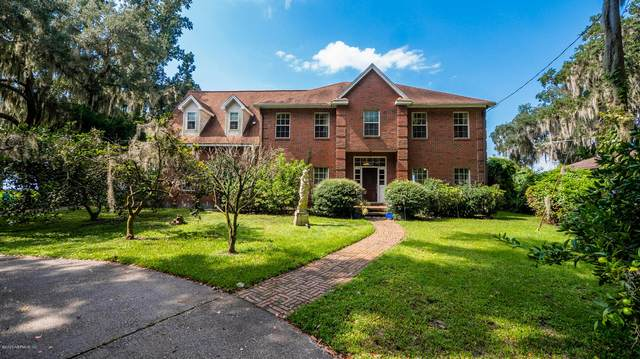 8345 Colee Cove Rd, St Augustine, FL 32092 (MLS #1076604) :: The DJ & Lindsey Team