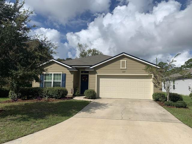 177 Codman Dr, St Augustine, FL 32084 (MLS #1076743) :: Berkshire Hathaway HomeServices Chaplin Williams Realty