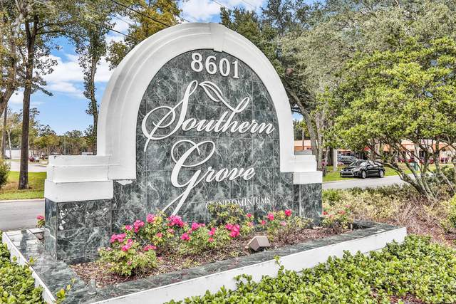 8601 Beach Blvd #610, Jacksonville, FL 32216 (MLS #1079141) :: The Every Corner Team