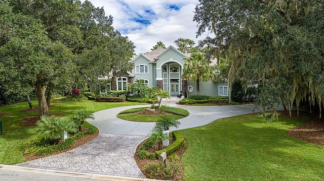 8024 Pebble Creek Ln W, Ponte Vedra Beach, FL 32082 (MLS #1079350) :: The Volen Group, Keller Williams Luxury International