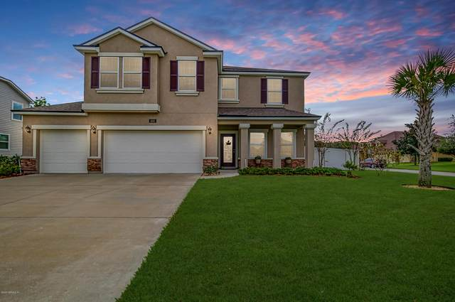 400 Porta Rosa Cir, St Augustine, FL 32092 (MLS #1081156) :: The Hanley Home Team