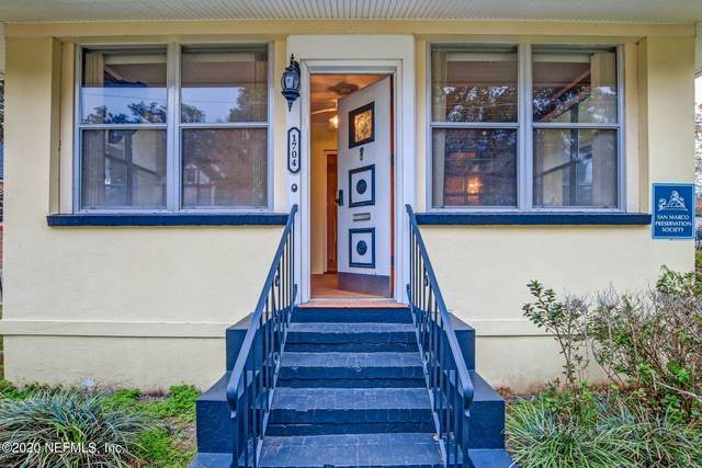 1704 Moro Ave, Jacksonville, FL 32207 (MLS #1086531) :: Century 21 St Augustine Properties
