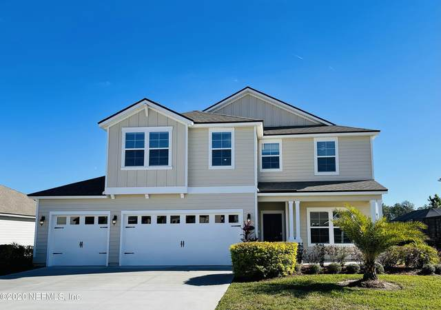 104 Cedarstone Way, St Augustine, FL 32092 (MLS #1087377) :: The Every Corner Team