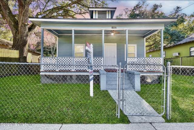 1552 E 11TH St, Jacksonville, FL 32206 (MLS #1087516) :: The Every Corner Team
