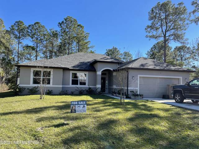 6 Wavecrest Pl, Palm Coast, FL 32164 (MLS #1090628) :: Berkshire Hathaway HomeServices Chaplin Williams Realty