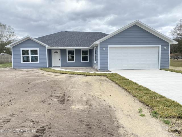 11882 Cedar Dr, Brooker, FL 32622 (MLS #1090928) :: Military Realty