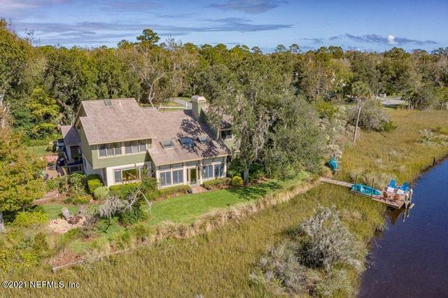 8320 Merganser Dr, Ponte Vedra Beach, FL 32082 (MLS #1090954) :: The Hanley Home Team
