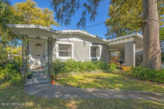 4107 Lexington Ave, Jacksonville, FL 32210 (MLS #1091519) :: Military Realty