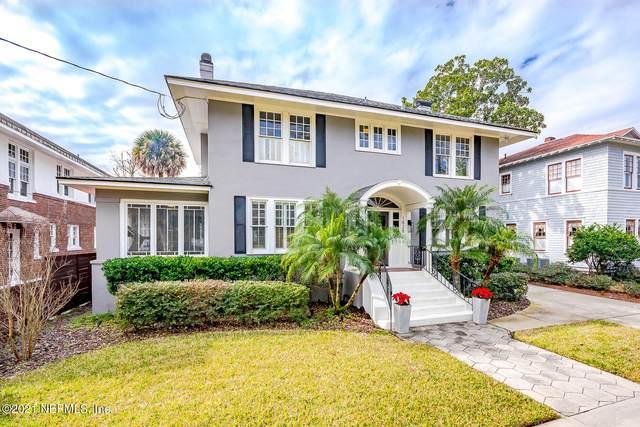 1828 Powell Pl, Jacksonville, FL 32205 (MLS #1091642) :: CrossView Realty
