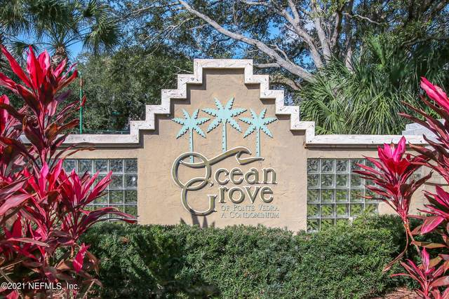 3 Arbor Club Dr #319, Ponte Vedra Beach, FL 32082 (MLS #1091690) :: Noah Bailey Group