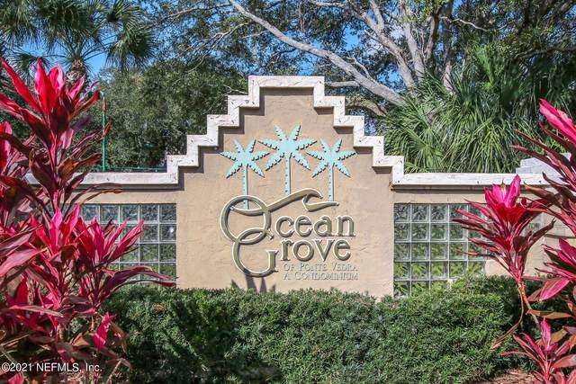 3 Arbor Club Dr #319, Ponte Vedra Beach, FL 32082 (MLS #1091690) :: The Hanley Home Team