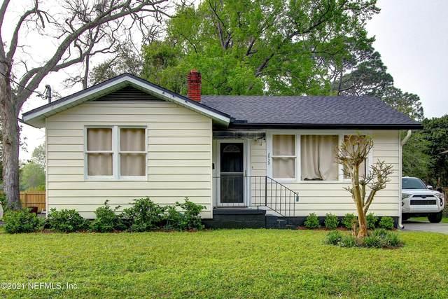 2930 Collier Ave, Jacksonville, FL 32205 (MLS #1092340) :: The Hanley Home Team