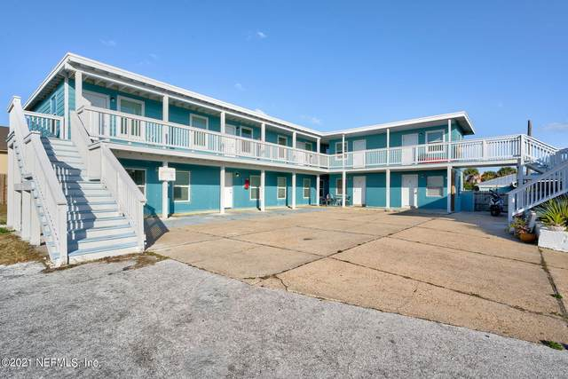 441 S Fletcher Ave, Fernandina Beach, FL 32034 (MLS #1092624) :: The Coastal Home Group