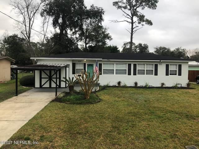 539 Spring Forest Ave, Jacksonville, FL 32216 (MLS #1093108) :: The Coastal Home Group
