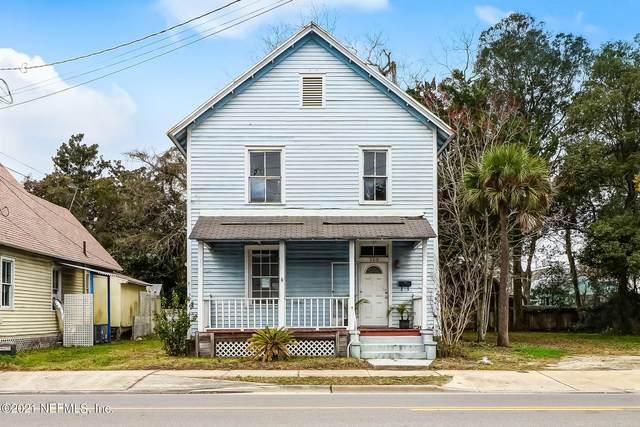 113 S 8TH St, Fernandina Beach, FL 32034 (MLS #1093294) :: Olde Florida Realty Group