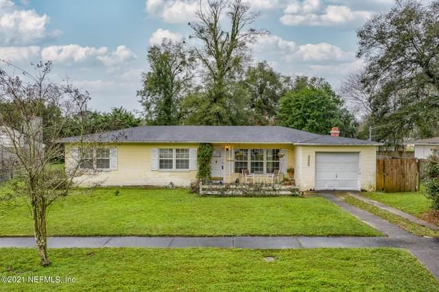 2330 Woodridge Rd, Jacksonville, FL 32210 (MLS #1094078) :: CrossView Realty
