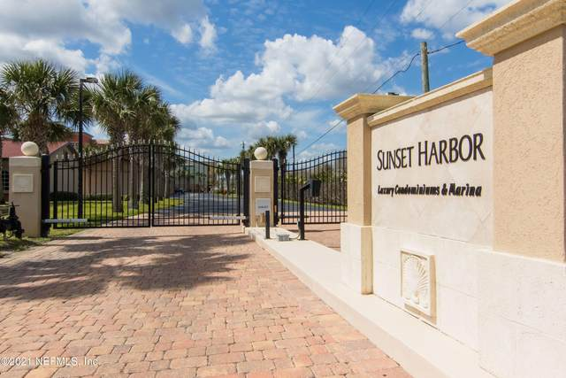 120 Sunset Harbor Way #102, St Augustine, FL 32080 (MLS #1095453) :: The Newcomer Group