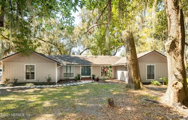 2929 Shady Dr, Jacksonville, FL 32257 (MLS #1096307) :: The Hanley Home Team
